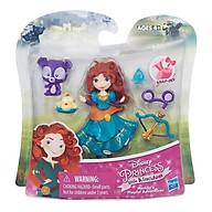 Búp Bê Disney Princess - Công Chúa Tóc Xù Mini B5332 B5331 thumbnail