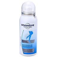 Xịt Khử Khuẩn Khử Mùi Cho Tất, Chân, Giày Stanhome Pedimist Control - 27639 (100ml) thumbnail