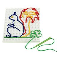 Đồ Chơi Quercetti-Italy - Vẽ Dây Filo Mini 2171 thumbnail