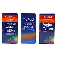 Oxford Learner s Pocket - Set Of 3 Books Dictionary, Verbs And Tenses, Phrasal Verbs And Idioms thumbnail