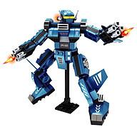 Đồ Chơi Lắp Ráp Ausini - Khám Phá Vũ Trụ - Robot Chiến Đấu 25665 (268 Mảnh Ghép) thumbnail