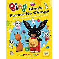 Sách tô màu Bing s Favourite Things Drawing And Colouring Book (Bing Series Book) thumbnail