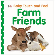 DK Farm Friends (Series Baby Touch And Feel) thumbnail