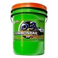 Nhớt Động Cơ Diesel BCP D3 Commonrail CH4 SJ 20W50 (18 Lít) thumbnail