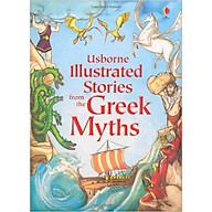 Usborne Illustrated Stories from the Greek Myths thumbnail