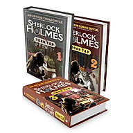 Combo Sherlock Holmes Toàn Tập (Trọn Bộ 3 Tập) thumbnail
