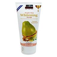 Tẩy Da Chết Dạng Cát Làm Trắng Da Fresh&Fruity Bright Skin Whitening Scrub (150ml) thumbnail