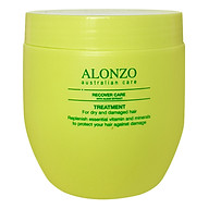 Kem Hấp Alonzo Recover Phục Hồi Tóc Khô Và Hư Tổn (500ml) thumbnail