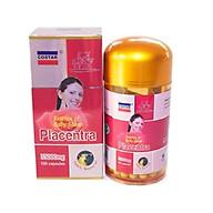 Thực Phẩm Chức Năng Viên Uống Nhau Thai Cừu Costar Essence Of Baby Sheep Placenta 35000Mg (Hộp 100 Viên) thumbnail
