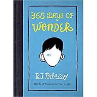 365 Days Of Wonder (Paperback) - Điều kỳ diệu thumbnail