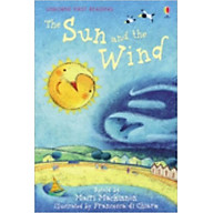 Usborne First Reading Level One The Sun and the Wind thumbnail
