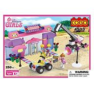 Mô Hình Nhà Xe COGO 4503 (250 Mảnh Ghép) thumbnail