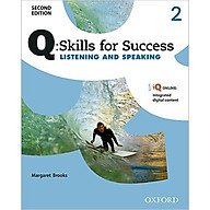Q Skills For Success (2 Ed.) Listening And Speaking 2 Student Book With Online Practice thumbnail