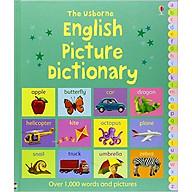 Usborne English Picture Dictionary thumbnail