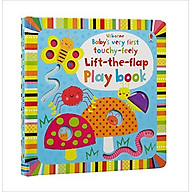 Usborne Baby s very first touchy-feely Lift-the-flap Play book thumbnail