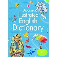 Usborne Illustrated English Dictionary thumbnail