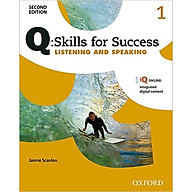 Q Skills For Success (2 Ed.) Listening And Speaking 1 Student Book With Online Practice thumbnail
