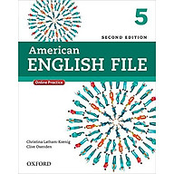 American English File (2 Ed.) 5 Student Book Pack With Online Practice thumbnail