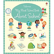 Usborne My First Word Book About School thumbnail