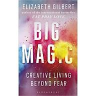 Big Magic Creative Living Beyond Fear - Paperback thumbnail