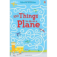 Usborne Activities 100 Things To Do On A Plane thumbnail