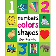 Numbers Colors Shapes (First 100) thumbnail