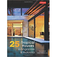 25 Tropical Houses In Singapore And Malaysia - Paperback thumbnail
