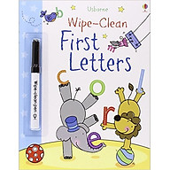 Usborne First Letters thumbnail