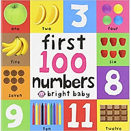 Big Board Books First 100 Numbers thumbnail