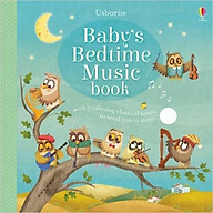 Usborne Baby s Bedtime Music Book thumbnail
