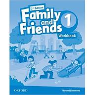 Family & Friends (2 Ed.) 1 Workbook - Paperback thumbnail