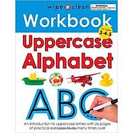 Wipe Clean Workbook Uppercase Alphabet thumbnail