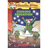 Geronimo Stilton 39 Singing Sensation - Paperback thumbnail