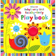 Usborne Baby s very first Touchy-feely Play book thumbnail
