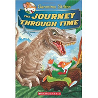 Geronimo Stilton Special Edition Journey Through Time - Hardcover thumbnail