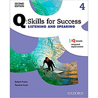 Q Skills For Success (2 Ed.) Listening And Speaking 4 Student Book With Online Practice thumbnail