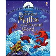 Usborne Illustrated Myths from Around the World thumbnail