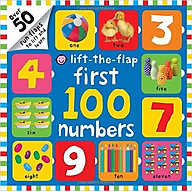 First 100 Numbers Lift-The-Flap thumbnail