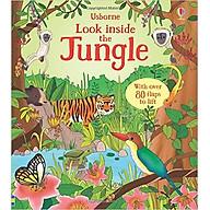 Usborne Look inside the Jungle thumbnail