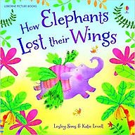 Usborne How Elephants Lost their wings thumbnail