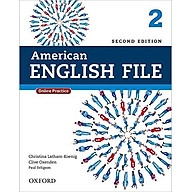 American English File (2 Ed.) 2 Student Book With Oxford Online Skills Program - Paperback thumbnail