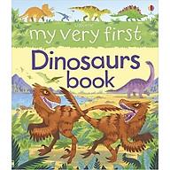 Usborne My Very First Dinosaurs book thumbnail