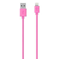 Dây Cáp Sạc Lightning Cho iPhone Belkin F8J023BT04 1.2m - Hàng Chính Hãng thumbnail