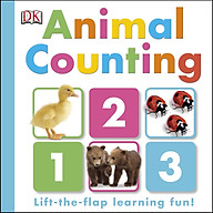 Animal Counting Lift-The-Flap thumbnail
