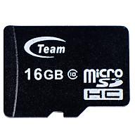 Thẻ Nhớ Micro SDHC Team Group 16GB Class 10 - Hàng Chính Hãng thumbnail