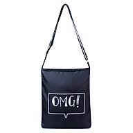 Túi Tote Bags Họa Tiết Chữ OMG ToteDC_29 (30 x 35 cm) thumbnail