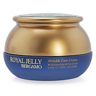 Kem Chống Nhăn Da Bergamo Royal Jelly Cream 018230 (50g) thumbnail