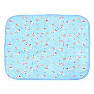 Miếng Lót Chống Thấm Hai Mặt Cho Bé Babytop - 45x60cm (Họa Tiết Ngẫu Nhiên) thumbnail