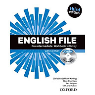 English File Pre-intermediate - Workbook With Key And iChecker (French Edition) thumbnail