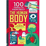 Usborne 100 Things to know about the Body thumbnail